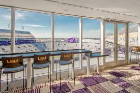 Lsu Stadium Club Seating Chart Join The Team Behind The Tigers Tiger Athletic Foundation