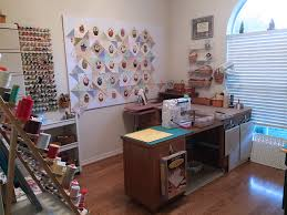 Craft And Sewing Room Storage And Organization  HGTVSewing Room Layouts And Designs