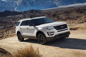 2018 ford suv. delighful ford 2018 ford explorer xlt 4dr suv exterior sport appearance package shown to ford suv a
