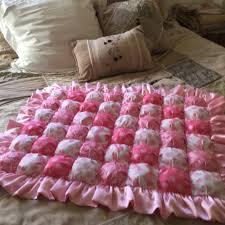 Baby girl puff quilt &  Adamdwight.com