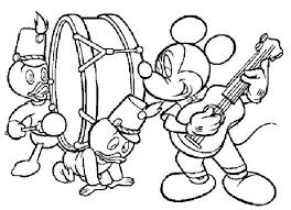 Music Coloring Sheets Free Printable Music Coloring Pages Music