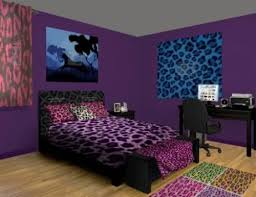 bedroom decor leopard print bedroom