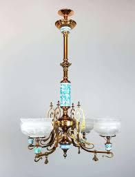 shocking vintage gas chandelier photo ideas