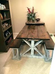 rustic kitchen tables with benches benches for kitchen table kitchen tables with benches kitchen table bench