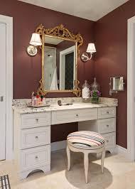 Makeup Vanity For Bedroom Bedroom Fascinating Diy Makeup Vanity Lights Lovely Diy Makeup