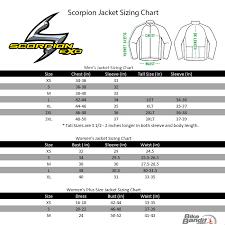 Scorpion Exo 1909 Jacket