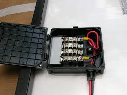 2manytoyz solar phase 8 how to install solar panels step by step at Solar Panel Box Wiring