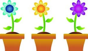spring flowers border clipart. Simple Border Spring Flowers Border Clipart  Panda  Free Images Intended N