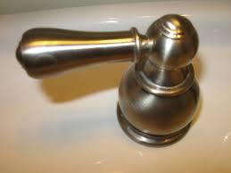 how to en a moen bathroom sink faucet handle thedancingpa
