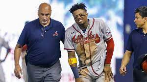right leg injury - MLB ...