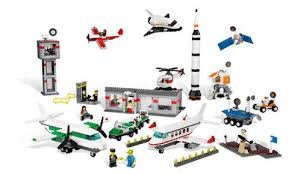 <b>Космос и аэропорт Lego</b> System 9335, Ранее развитие 2+, 2014 ...