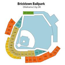 At T Bricktown Ballpark Tickets At T Bricktown Ballpark