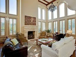 decorating ideas for living rooms with high ceilings. General Living Room Ideas High Ceiling Design House Decorating Above A Fireplace With Ceilings Pop For Rooms