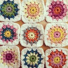 Square Crochet Pattern Custom Ideas
