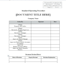 Policies And Procedure Manual Template Business Process Maps Policy