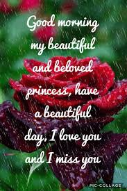 Good Morning My Princess Quotes Best Of Good Morning My Beautiful And Beloved Princess Have A Beautiful Day