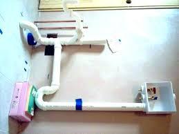 deep soak bathtub drain in