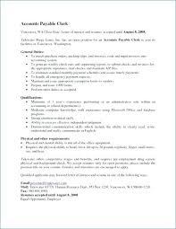 Resume Examples Australia Accounts Payable Resume Sample Analyst