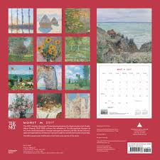 monet 2017 wall calendar the metropolitan museum of art 9781419721786 amazon books on new york in art wall calendar 2017 with monet 2017 wall calendar the metropolitan museum of art