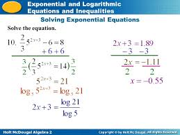 logarithmic equations kuta jennarocca amusing solving exponential and logarithmic equations kuta tessshlo worksheet