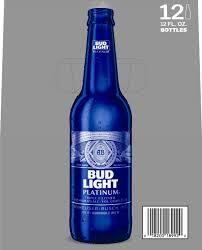Bud Light Platinum Commercial Actress Bud Light Platinum Beer 12 Pack Beer 12 Fl Oz Bottles