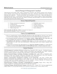 Management Consultant Resume Resume Change Management Enderrealtyparkco 11