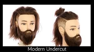 Hair Style Undercut modern undercut haircut tutorial thesalonguy youtube 6199 by wearticles.com