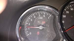 Dacia Duster Arıza Lambaları