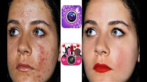 beauty face face makeup tutorial youcam perfect youcam makeup photo editor