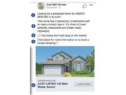 Real Estate Ad Optimize Your Real Estate Marketing With Facebook Lead Ads