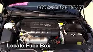 blown fuse check 2015 2016 chrysler 200 2015 chrysler 200 2015 chrysler 200 fuse box diagram at Chrysler 200 Fuse Box