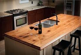 wood kitchen countertops diy fanciful kitchen peaceful how
