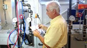 Measuring Water Flow Rate At Circuit Balancing Valves