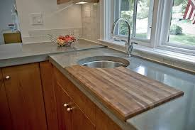 image of cutting board countertop material