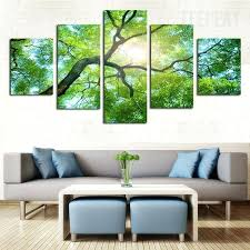 canvas wall art sets nature