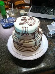 20 30th Birthday Cake Ideas For Men Pictures And Ideas On Weric