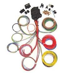 12v wiring harnesses for classics hot rods more 12 circuit universal wiring harness