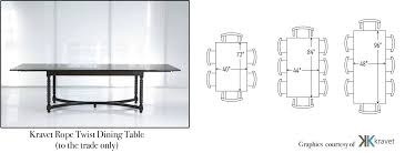 D Contemporary Decoration 8 Person Dining Table Dimensions Awesome