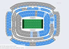 Reliant Seating Chart Football Reliant Stadium Seats Online Charts Collection
