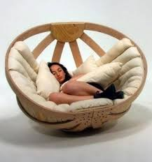 papasan furniture. cradle rocking chair by richard clarkson sleep like a baby papasan furniture