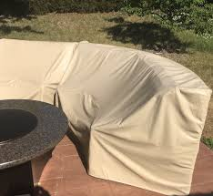 outdoor covers for furniture. All Weather Outdoor Furniture Cover - Curved Patio Sectional Covers For R