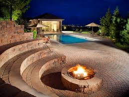 Image Above Ground Elevated Pool Deck Hgtvcom 10 Pool Deck And Patio Designs Hgtv