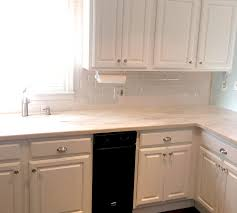 Maple Cabinets Stained In White Tinted Lacquer Classic Refinishers