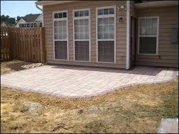 small paver patio designs industrial interlocking lot small paver patio design ideas