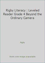 Reading Workshop Grade 4 Teachers Guide Rigby Literacy