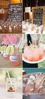 Decorating Mason Jars For Drinking Rustic Wedding Ideas 100 Ways To Use Mason Jars Country Weddings 31