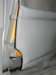 driver s side leather seat back repair needed odyssey seat jpg