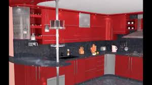 Red Kitchen Furniture Super 3d Kitchen Cabinets Ideas Colors Small Kitchen Ideas Colors