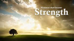 weakness shall become strength janet krantz  weakness shall become strength janet krantz 02 14 16 alexandria united methodist church
