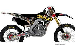 Honda Graphic Kits Dirt Bike Graphics